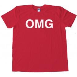 Omg Oh My God Sms Text - Tee Shirt