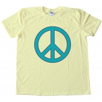 Peace Sign - Retro Tee Shirt
