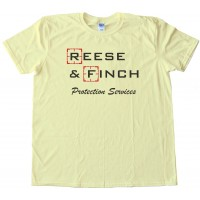 Person Of Interest - Tee Shirt