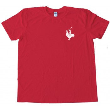 Pollo Small On Chest Polo - Tee Shirt