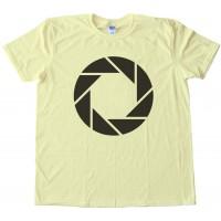 Portal Aperture Science Tee Shirt