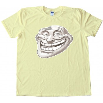 Reality Trollface Coolface Tee Shirt