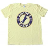 Ropes &Amp; Horseshoes Bronco Bamma - Tee Shirt