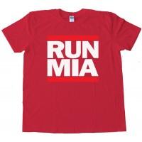 Run Mia Miami Heat - Tee Shirt