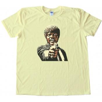 Say What Again - Samuel L Jackson - Tee Shirt