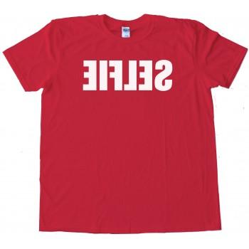 Selfie Photograph Shirt - Tee Shirt