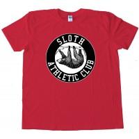Sloth Athletic Club - Tee Shirt