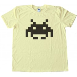 Space Invader - Classic Gaming - Tee Shirt