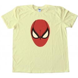 Spiderman Bra Face - Tee Shirt