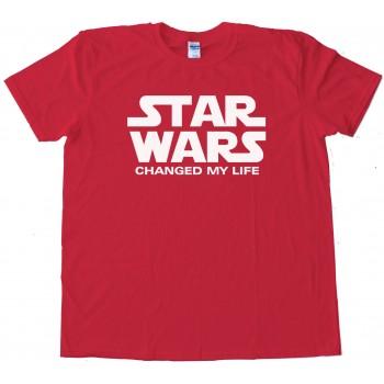 Star Wars Changed My Life - Tee Shirt