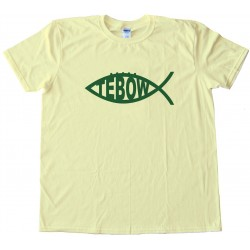 Tebow Fish Ny Jets Tee Shirt