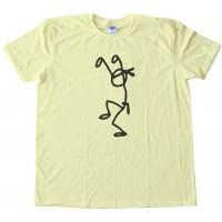 The Crane - Karate Kid - Tee Shirt