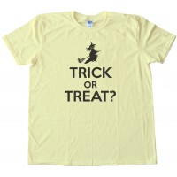 Trick Or Treat Witch - Tee Shirt