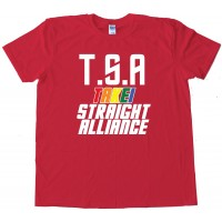 Tsa Takei Straight Alliance - Tee Shirt