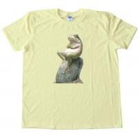 Unimpressed Frog Tee Shirt