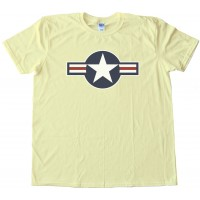 Us Star Insignia - Tee Shirt