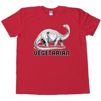 Vegetarian Dinosaur - Tee Shirt
