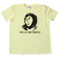 Viva La Restoracion - Jesus - Ch Guevara Mashup - Tee Shirt