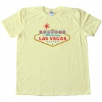 Welcome To Las Vegas Sign - Tee Shirt