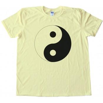 Yin-Yang - Retro Tee Shirt