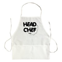 Apron Head Chef Needs Head