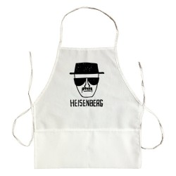 Apron Heisenberg Sketch