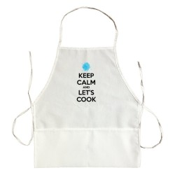 Apron Keep Calm And Let'S Cook Breaking Bad Meth