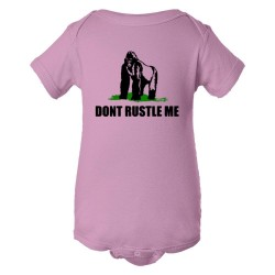 Baby Bodysuit Don'T Rustle Me Ape Jimmy Rustler