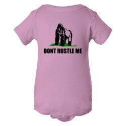 Baby Bodysuit Don'T Rustle Me Ape Jimmy Rustler