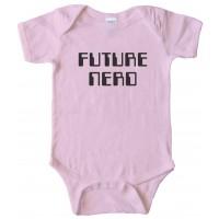 Baby Bodysuit - Future Nerd
