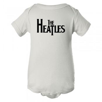 Baby Bodysuit The Heatles Miami Heat Basketball Beatles
