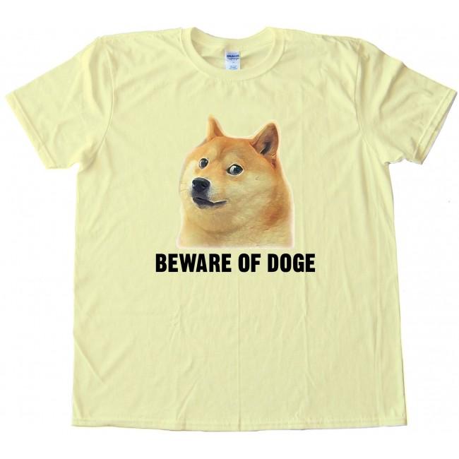 Beware Of Doge Original Shibe