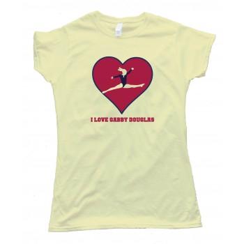I Love Gabby Douglas - Tee Shirt