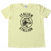 Italian Stallion - Jersey Shore Tee Shirt