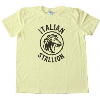 Italian Stallion - Jersey Shore Tee Shirt