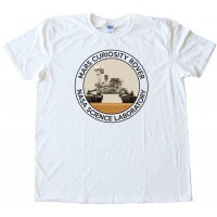Mars Curiosity Rover - Nasa Science Laboratory - Tee Shirt