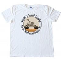 Mars Curiosity Rover - Nasa Science Laboratory - Tee Shirt