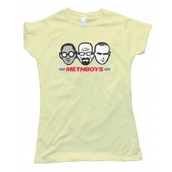 Womens Methboys Breaking Bad Tee Shirt