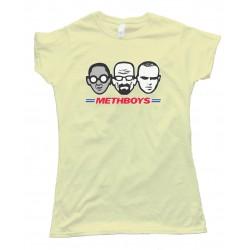 Womens Methboys Breaking Bad Tee Shirt