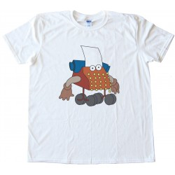 Noony Noony Noo Sesame Street Cash Register Tee Shirt