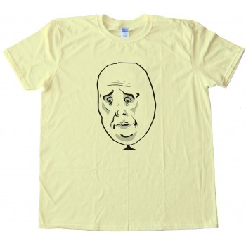 Okay Rage Comic Face Tee Shirt