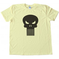 Punisher Skull - Comic Character Tee Shirt