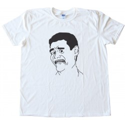 Scared Yao Tee Shirt