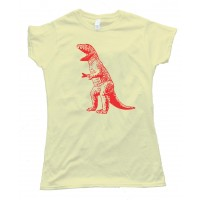 T Rex Dinosaur - As Seen On The Big Bang Theory Tee Shirt