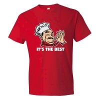 The Best Cook Classic Pizza Chef - Tee Shirt