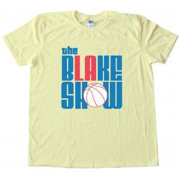 The Blake Show La Clippers Basketball Tee Shirt