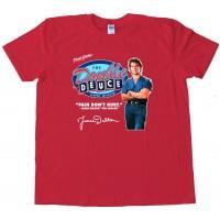 The Double Deuce Roadhouse Patrick Swayze Pain Don'T Hurt Tee Shirt