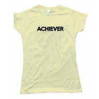 Womens Achiever - Little Lebowski Urban - Tee Shirt