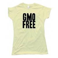 Womens Gmo Free - Tee Shirt