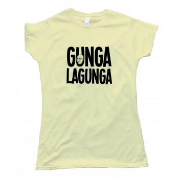 Womens Gunga Lagunga Caddyshack - Tee Shirt